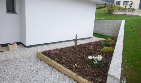Paysagiste pour la création de jardin à La Balme de Sillingy