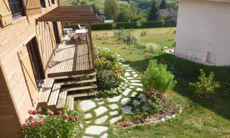 Entretien de jardins de particulier Annecy